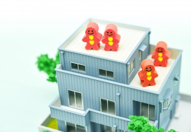 3階建て住宅を扱っているハウスメーカーの商品紹介